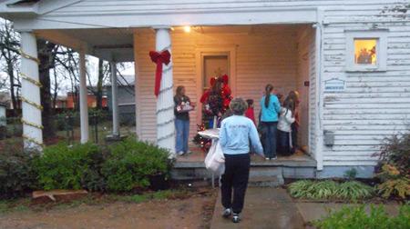 Christmas Mission 2011