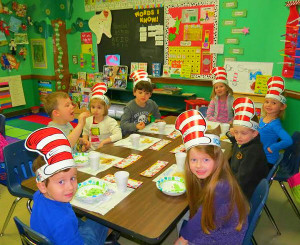 Preschool Dr. Suess!