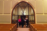 Sanctuary Toward Narthex